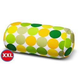 Kuschel-Maxx Kuschel-Maxx - Punkte Gelb XXL