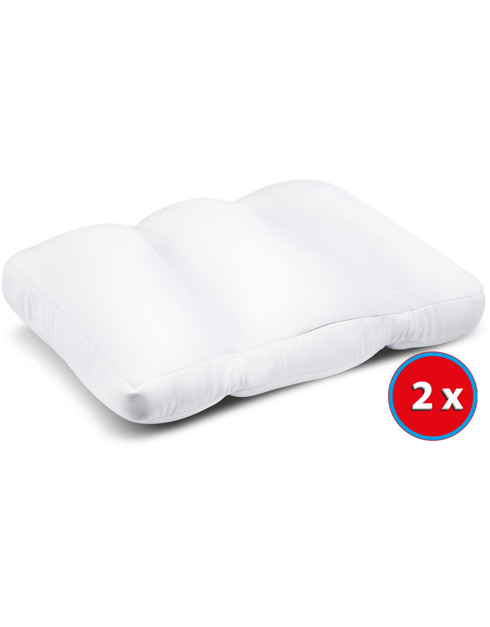 Kuschel-Maxx Kuschel-Maxx - Sleeppillow White 2 pcs-Special Offer