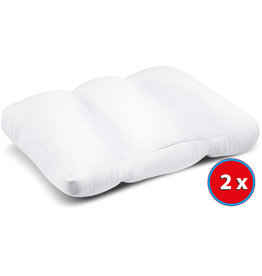 Kuschel-Maxx Kuschel-Maxx - Sleeppillow White 2 pcs-Special Offer
