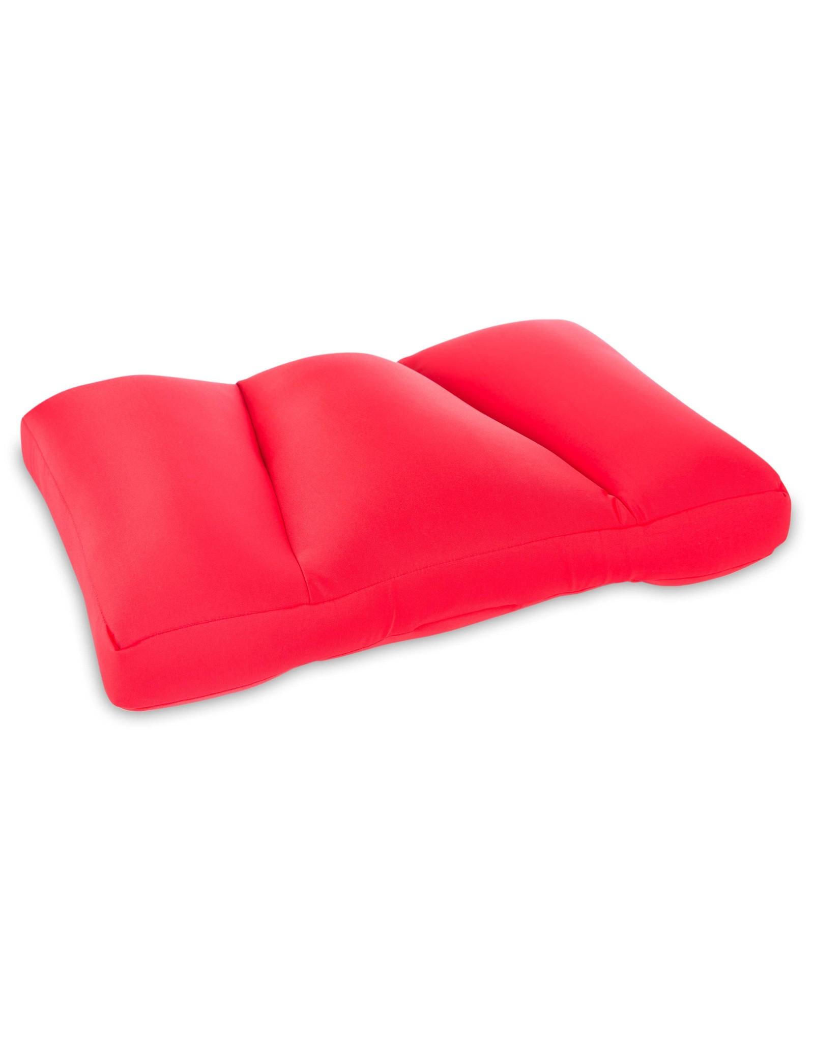 Kuschel-Maxx Kuschel Maxx -  Cuscino Ortopedico Rot