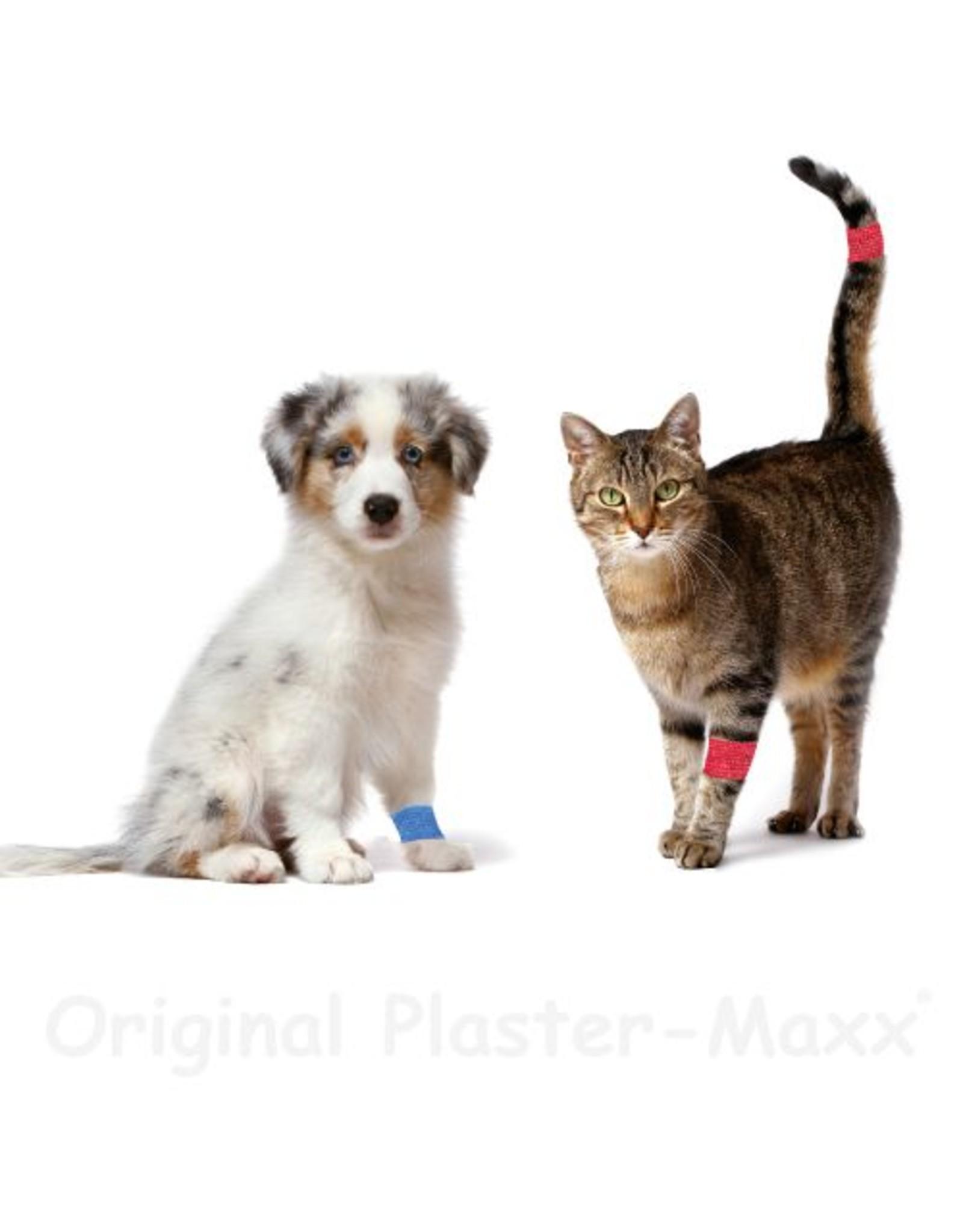 Plaster-Maxx Plaster-Maxx - Sparset 1xHaut, 1xRot, 1xBlau