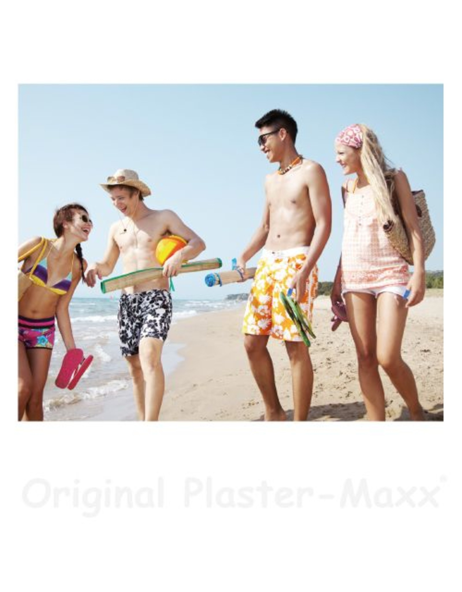 Plaster-Maxx Plaster-Maxx - Valueset 3xBlue