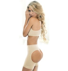 Butt Lifter short - beige
