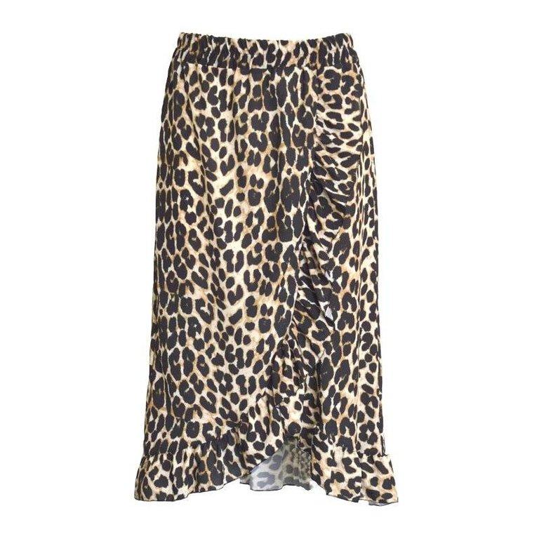 3a0a150d1a0aad Midi Leopard rok - Topsz fashion boutique