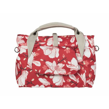Basil Stuurtas Magnolia City bag 7L Poppy red