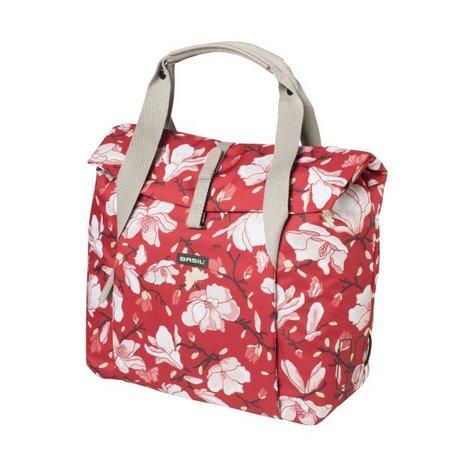 Basil Pakaftas Magnolia Shopper 18L Poppy red