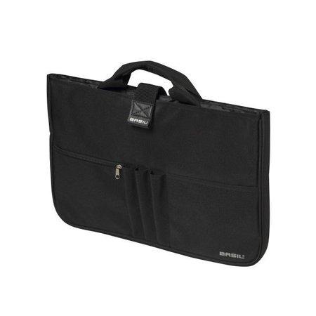 Basil Accessoire Urban Organiser voor notebook t/m 14 inch - Zwart