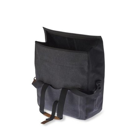 Basil Pakaftas Urban Dry Business bag Charcoal mêlee 20L