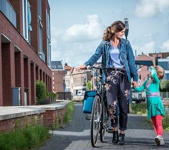 MOEDERDAG KADO TIP: een leuke fietstas!