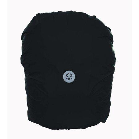 AGU Regenhoes Essentials Zwart M voor voortassen/zijtassen