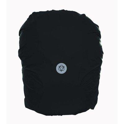 AGU Regenhoes Essentials Zwart L voor achtertas