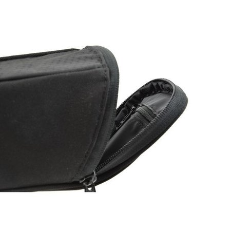 AGU Zadeltas Performance Essentials DWR 0,7L Medium - KLICKfix - waterafstotend
