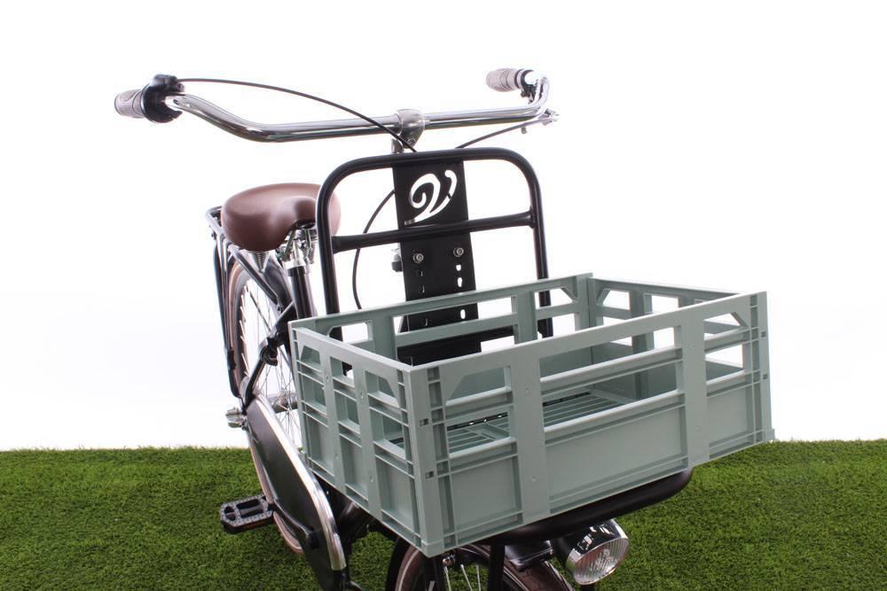 Fietskrat Chigusa Green 16L - Special Edition kopen met korting