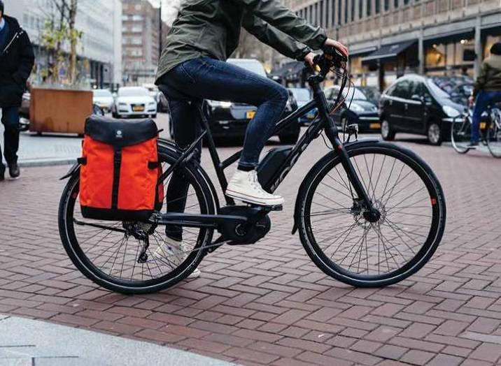 De fietstas-technieken van AGU