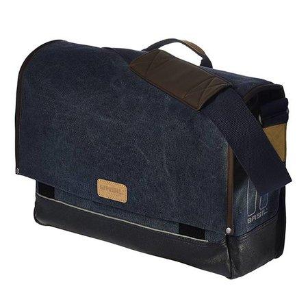 Basil Urban Fold - Messenger Bag Denim Blue