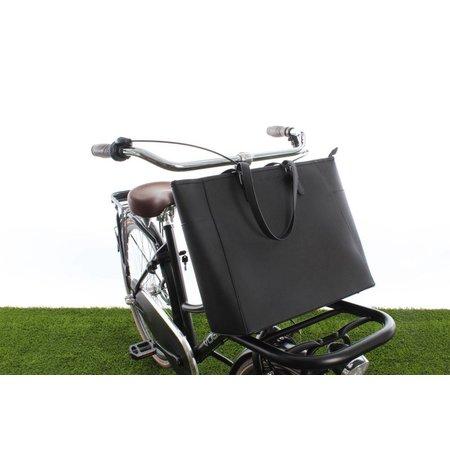 Cortina Milan Handbag Black 23L