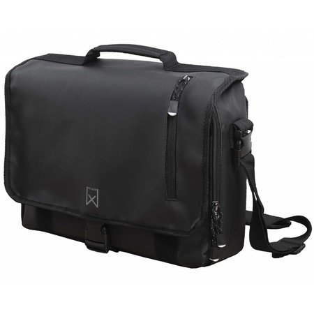 Willex Messenger Tas - fietstas, schoudertas en attachétas ineen