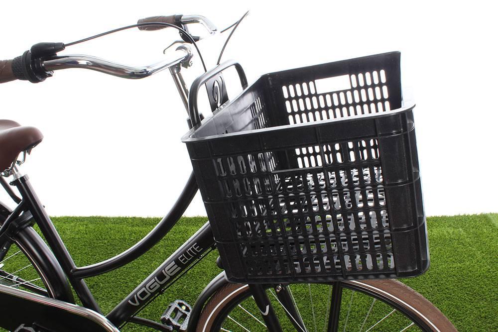 Lastpak fietskrat op Fietstas.com