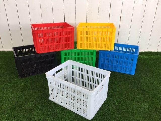 Fietskrat Urban Crate in vele kleuren