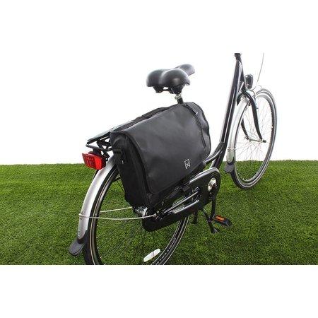 Willex Messenger Tas - fietstas, schoudertas en attachétas ineen - 10 liter en veel opbergvakken