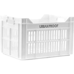 Urban Proof Fietskrat 30L White