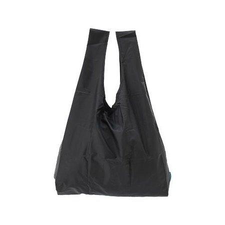 Urban Proof Shoppertasje Zwart: hergebruiken maar!
