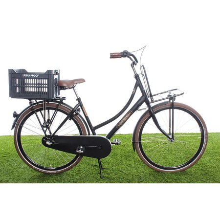 Urban Proof Fietskrat 30L Dark Grey