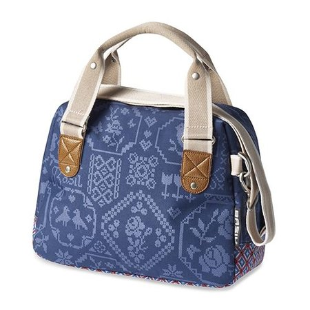 Basil Bohème City Bag Indigo