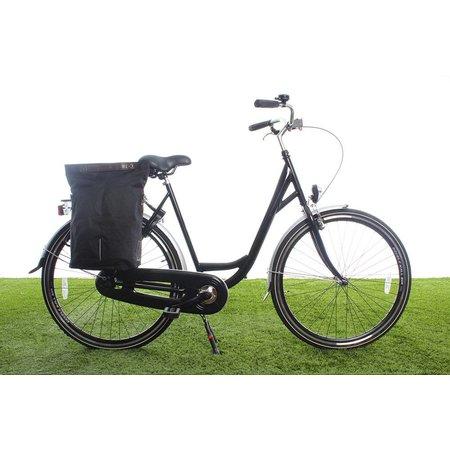 Basil Enkele fietstas City Shopper Black 16L