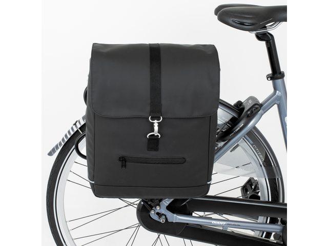 FastRider Enkele fietstas Jaxx 14L Zwart