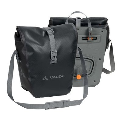 Vaude Tassenset Aqua Front 28L Zwart
