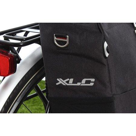 XLC Enkele fietstas Commuter 15L Antraciet