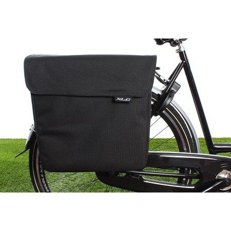 XLC Dubbele fietstas 35L Zwart