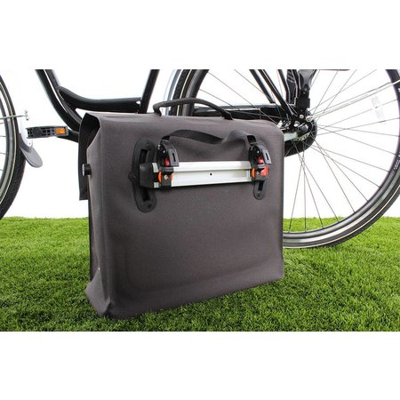 Vaude Messenger / officetas Bayreuth III 20L L Phantom Black