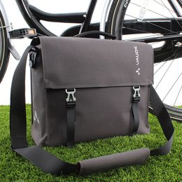 Vaude Officetas / messenger Bayreuth III 12L M Phantom Black