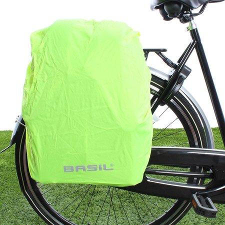 Basil Fietsrugzak B-Safe Nordlicht Backpack 18L Zwart