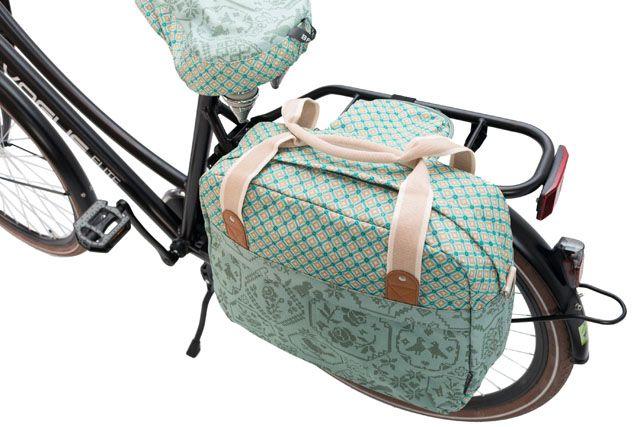 Lente fietstas van Basil