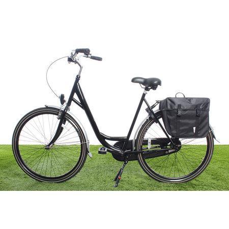 Lynx Enkele fietstas e-bike 18L Zwart