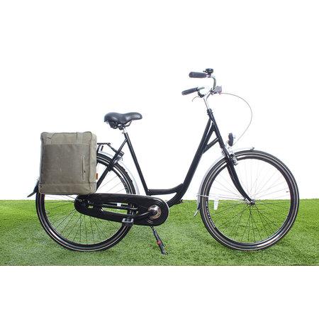 FastRider Enkele fietstas Nort Green 18L