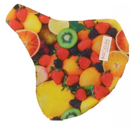 Hooodie Zadeldekje Saddle Fruit - waterafstotende zadelhoes
