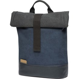 Cortina Denim Backpack Memphis Blue L 13L Blauw