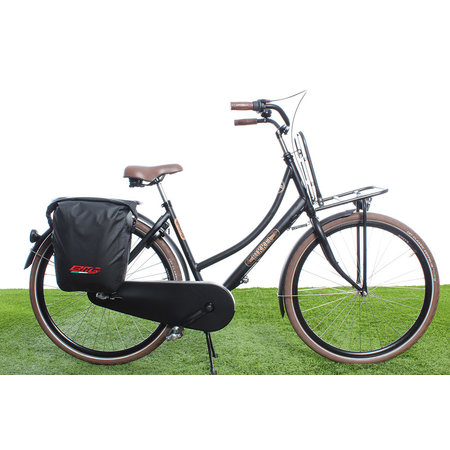 Selle Monte Grappa Enkele fietstas BMG 13L Zwart