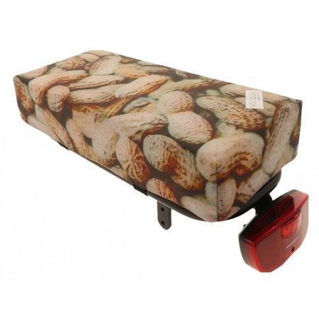 Hooodie Big Cushie Peanuts - zacht fietskussentje voor op bagagedrager