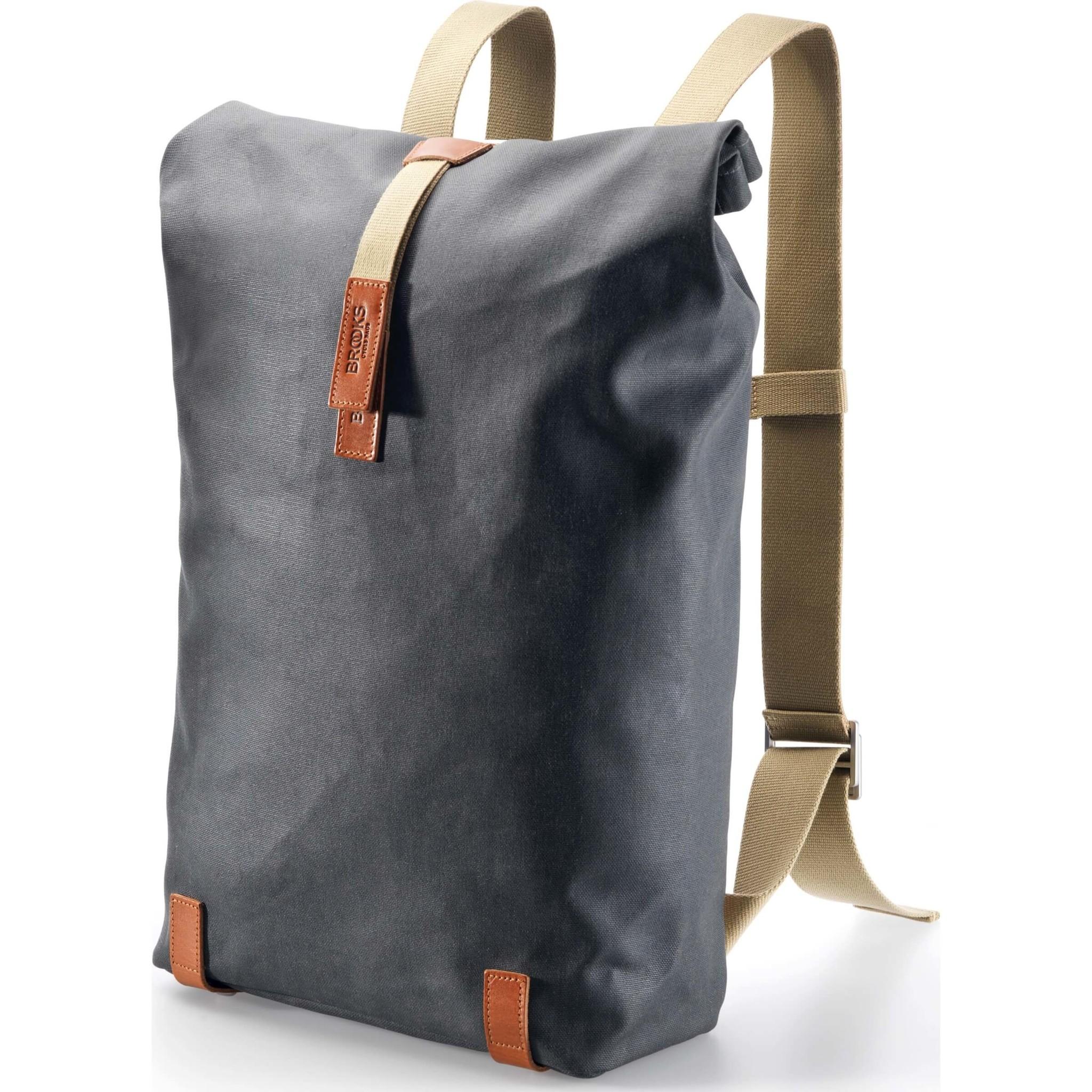 9fe9c5cdd87 Brooks England Rugtas Pickwick Backpack S 12L Grijs - Fietstas.com