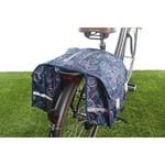 Dubbele fietstassen met smalle of verstelbare brugmaat - voor smalle bagagedragers