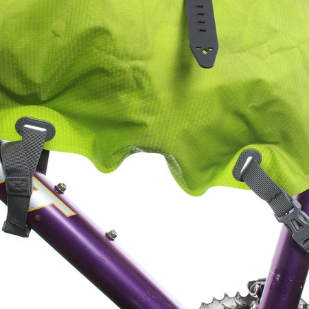 Vaude Frametas Trailframe 8L Groen