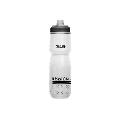CamelBak Bidon Podium Chill 700ml Zwart/Wit