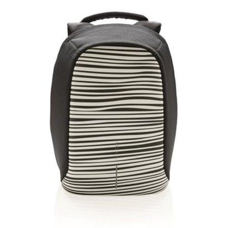 XD Design Rugzak Bobby Compact 11L Zebra - Anti diefstal