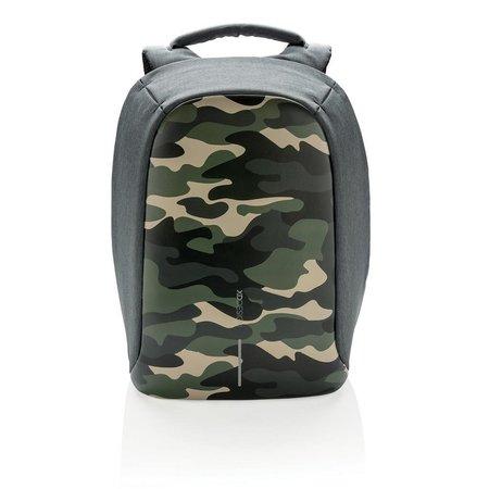 XD Design Rugzak Bobby Compact 11L Camouflage Groen - Anti diefstal