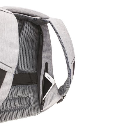 XD Design Rugzak Bobby Compact 11L Geel - Anti diefstal